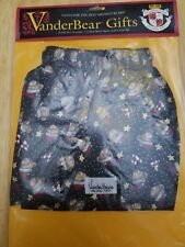 VanderBear Gifts for Cornelius Cotton Boxer Shorts With Gift Box 1997