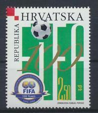 Kroatien 686 postfrisch / Fußball ..............................................