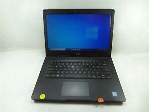 "Dell 3490 14"" Laptop 2.7GHz Core i3 256GB SSD M.2 8GB RAM Windows 10 Pro Grade B"