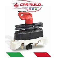 Staccabatteria interruttore Max 24 200A PRIMO IMPIANTO VOLVO MADE IN ITALY
