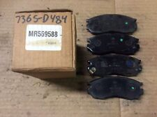 New Factory OEM Mopar Chrylser Disc Brake Pad Pads Front MR569588