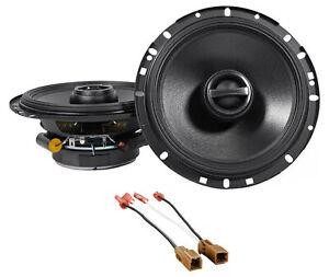 "Alpine S Front Door 6.5"" Speaker Replacement Kit For 2013 Nissan Altima Coupe"