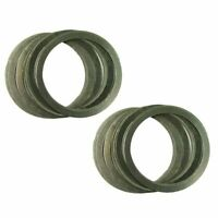 20 pcs Stainless Steel Free Float Rail Nut Washer Shims for Adjustment and Align