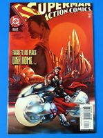 SUPERMAN ~ ACTION COMICS #812 COMIC BOOK ~ 2004 DC ~ NM/MT