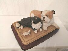 More details for sherratt and simpson dog cat & mouse ornament in nice condition see photos
