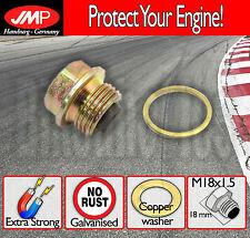 Magnetic Oil Drain Plug / Sump - M18x1.5- Aprilia Pegaso 650 ie Garda - 2001