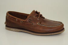 Timberland Classic 2-Eye Boat Shoes Deck Shoes Men Shoes A232X