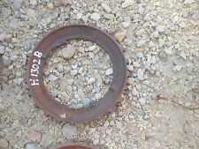 1 Used H1302B Steel / Cast Iron John Deere Planter Jd Seed Plate H 1302 B