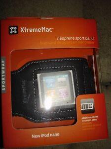 XTREME MAC NEOPRENE SPORT BAND FOR IPOD NANO