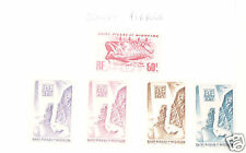 Saint Pierre - 5 Stamps - Great graphics! See!