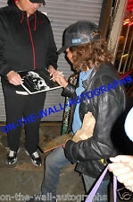 EDDIE VEDDER PEARL JAM HAND SIGNED AUTOGRAPHED 16X20 PHOTO! RARE! W/ PROOF +COA!