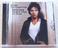 BRUCE SPRINGSTEEN Darkness on the Edge of Town SOUTH AFRICA Cat#CDCOL3978