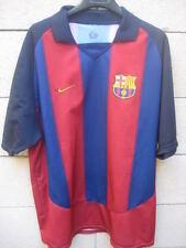 VINTAGE Maillot BARCELONE Nike camiseta Barça shirt FCB jersey XL