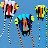 Outdoor fun Sports Single Line 2sqm Power Software Trilobites Animal Kite NEW