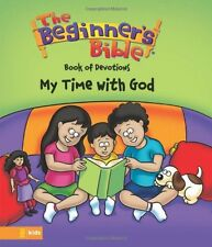 The Beginners Bible Book Of Devotions My Time With God By Kelly Pulley