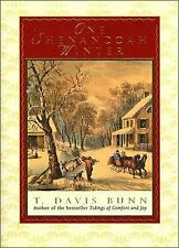 One Shenandoah Winter by T. Davis Bunn , Hardcover