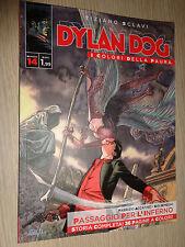 DYLAN DOG I COLORI DELLA PAURA N°14 PASSAGGIO PER L'INFERNO SCLAVI ACCATINO