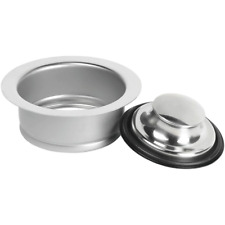 Glacier Bay - Garbage Disposal Rim and Stopper - Stainless Steel - 1001 966 404