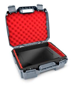 CM 15.6 Laptop Case fits Razer Blade Stealth 13 or Razer Blade 15 in Red Foam