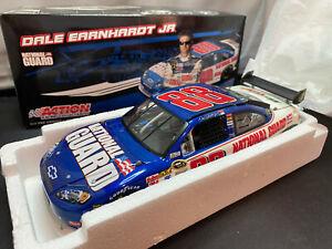 Action Dale Earnhardt Jr National Guard 2009 Chevy Impala SS NASCAR 1/24 Diecast