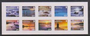 Guernsey - 2008, Abstract Guernsey 1st series set - S/A - SG 1232/41