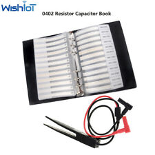 0402 Smtsmd Components Sample Book 4250pcs 5 Resistor Capacitor Assorted Kit