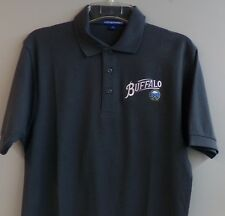 NHL Buffalo Sabres Mens Embroidered Polo Shirt XS-6XL, LT-4XLT Bisons New
