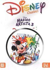 Disney - Magico Artista 3 PC CD-Rom