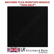 TILES SAMPLE ABSOLUTE BLACK £37.99 PER SQM INC VAT DIFFERENT SIZES AVAILABLE