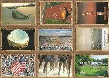 Centennial Olympic Games Collection Full 120 Card Base Set of Trading Cards