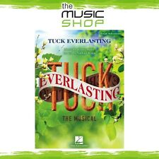 New Tuck Everlasting the Musical Vocal Selections Music Book for Piano & Vocal