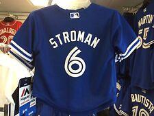 Toronto Blue Jays Infant Kids 12 Months Jersey Cool Base Marcus Stroman Alt 3rd