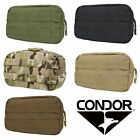 Condor Utility Modular MOLLE PALS Accessory Electronic Tool Bag Pouch MA8
