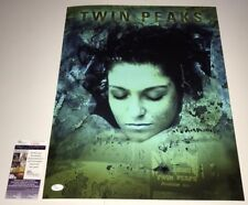 DAVID LYNCH Signed TWIN PEAKS 16x20 Photo IN PERSON Autograph PROOF JSA COA
