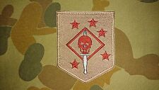 NEW F*** BOMB MISSILE CANNON TACTICAL MORALE AIRSOFT PATCH HOOK AUSTRALIA SELLER