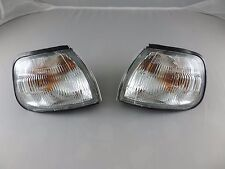 New Clear Corner Lights Lamps Fit 1991 1992 1993 1994 Nissan Sentra B13 Se-R
