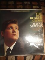 Wayne Newton The Old Rugged Cross EX Vinyl Lp First Pressing USA in Shrink
