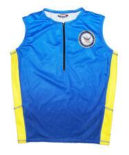 U.S. Navy Mens Small S Primal Wear Triathlon Jersey Shirt Usn Military Tri New