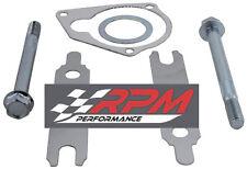 SBC BBC Chevy Mini Starter Bolts & Shim Kit Set 305 350 383 396 427 454 NEW A82