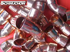 100 cuivre coude 15 mm x 45° II 5041 tuyau en Raccords à souder arc CU ESSAYAGE