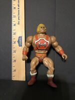 vintage 1984 MOTU He Man Action Figure A4