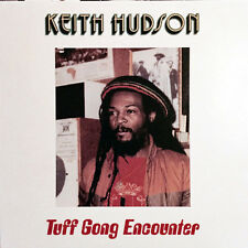 Keith Hudson - Tuff Gong Encounter LP - Sealed - NEW COPY King / Prince Jammy
