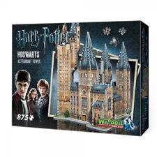 Harry Potter Hogwarts Astronomy Tower 3D Jigsaw 875 Pieces