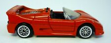 Hot Wheels Ferrari F50 #12 Mattel Moulé First Editions Voiture Rouge 1996