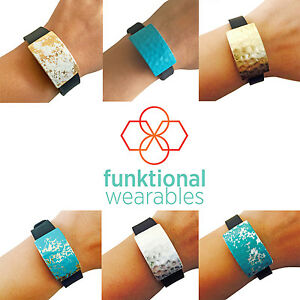 Charm / Cover to Protect and Enhance all Fitbits & Most Other Fitness Trackers!