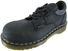Dr. Martens Heritage Steel Toe Work Oxford Shoe, Black, UK 3/US W 5