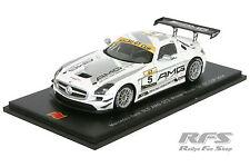 Mercedes-Benz SLS AMG GT3 - Engel - Macau GP GT Cup 2014 - 1:43 Spark SA068