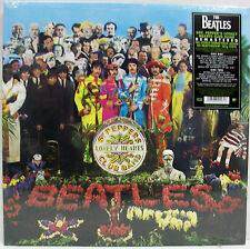 """NEW & Sealed! The Beatles """"Sgt Pepper's Lonely Hearts Club Band"""" LP Vinyl Record"""