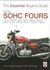 HONDA CB750 Quatre 1969-84 guide d'achat de apte à la circulation ou projet de restauration