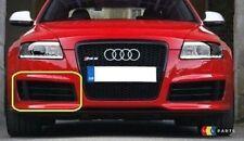 Audi RS6 C6 08-10 Originale Paraurti Anteriore in Basso a Destra o / S Griglia